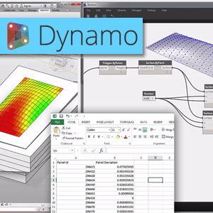 Gratis Dynamo voor Revit workshop