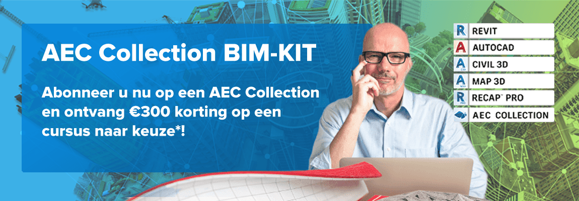 BIM-KIT AEC Collectie