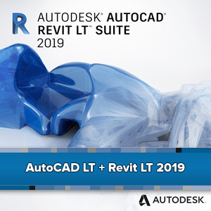 AutoCAD Revit LT Suite 2019