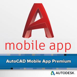 AutoCAD Mobile App Premium