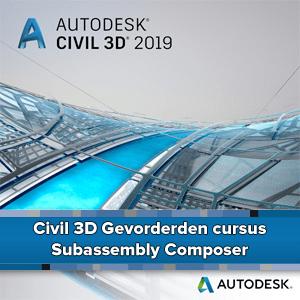 Civil 3D Gevorderden cursus Subassembly Composer