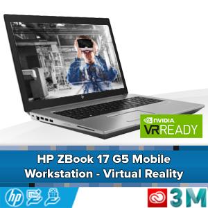 HP Zbook - 3DS Max en Virtual Reality