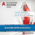 AutoCAD 2019 (Collection) - Upgrade aanbieding