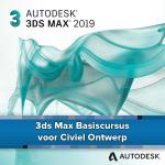 3ds Max Basiscursus voor Civiel Ontwerp