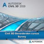 Civil 3D Gevorderden cursus Survey