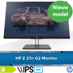 HP monitor: Z27n - 27'' QHD