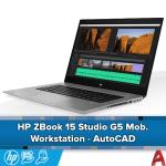 HP ZBook Studio G3 17 inch