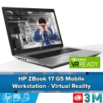 HP Zbook - 3DS Max en Virtual Reality