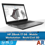 HP ZBook 17 G6 - Mobile Workstation - Revit/Civil 3D