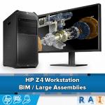 HP Z4 Workstation - BIM / Large Assemblies