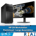 HP Z4 Workstation: Pointcloud / Large Assemblies