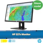 HP monitor: Z27s - 27'' 4K Ultra HD type - Zwart