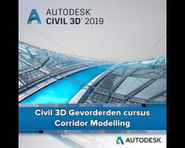 Civil 3D Gevorderden cursus Corridor Modeling