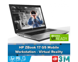 HP ZBook 17 G5 Mobile Workstation - Virtual Reality