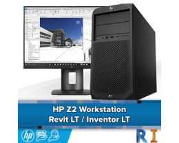 HP Z2 Workstation voor Revit LT / Inventor LT
