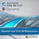Dynamo voor Civil 3D Basiscursus