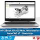 HP ZBook 15v G5 Mobile Workstation - AutoCAD LT/SketchUp Pro